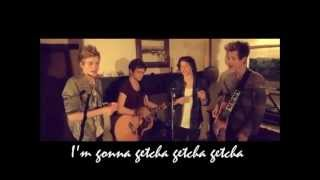 One Direction - One way or another The Vamps Cover Lyrics Video