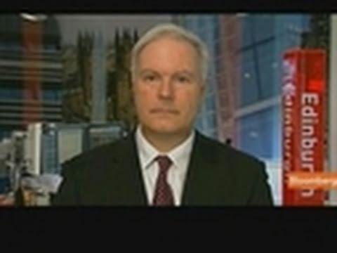 McLean Says Investors `Stepping Back' From U.K. Banks