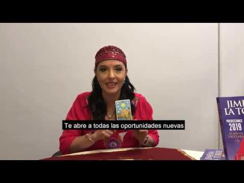 Predicciones 2019 Por Jimena La Torre Acuario Youtube