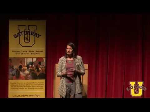 Kirsten Kapp at Saturday U – The Ecological Impacts of Microplastics in Aquatic Environments