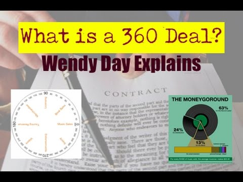 360 Deals  Wendy Day Explains 360 Deals