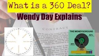 360 Deals | Wendy Day Explains 360 Deals