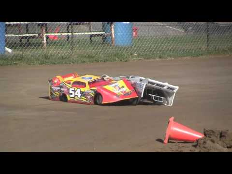 1/5 RC Late Model Racing-Bodies By The Wildman - YouTube