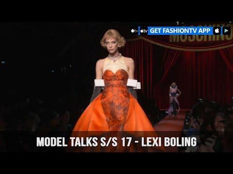 Model Talks Spring/Summer 2017 Lexi Boling   FashionTV