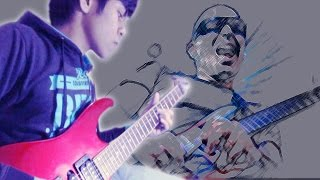Joe Satriani - Always With Me Always With You Guitar Cover By Mr. Jom
