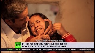 Modern day slavery: Girls raised in UK forced to marry by own families for visa purposes
