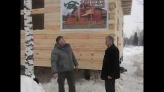 Отзыв о строительстве дом из бруса 6х7 в Солнечногорске(, 2013-02-22T11:25:12.000Z)