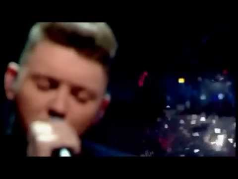 James Arthur -- Impossible (Live New Year's Eve Top Of The Pops)