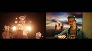 Burning Man True Stories : Black Rock Lighthouse Service