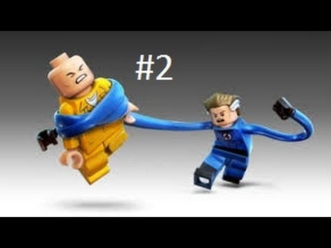 LEGO Marvel Super Heroes-#2-Tutti a Times Square