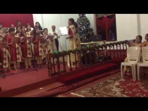 Ebenezer Marthoma Church Peroorkada Christmas Carols 2014- MAANAVENDRA