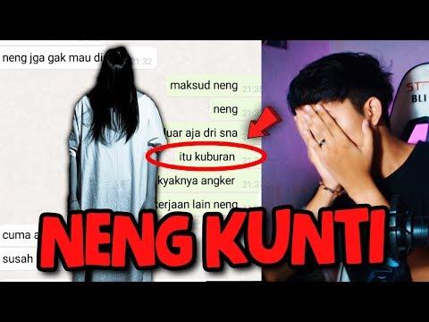 DICARI NENG KUNTI 😱 | Chat History Horor Indonesia