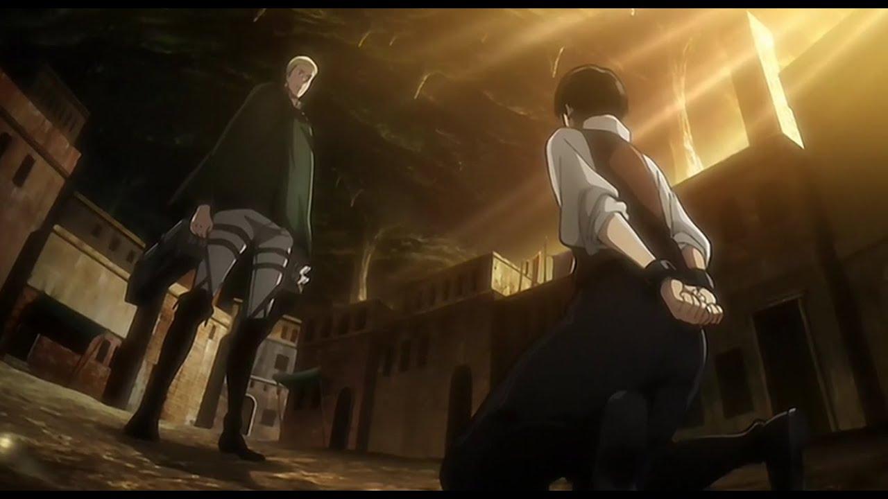 Anime 2014 Wallpaper Shingeki No Kyojin Kuinaki Sentaku Ova Episode 1 進撃の巨人 悔い