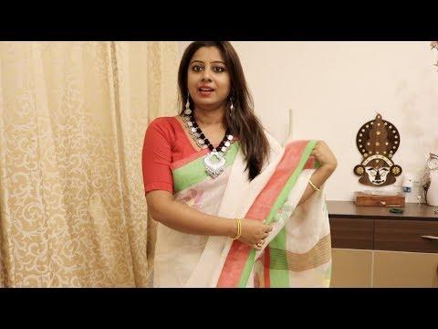 Indian vlogger Soumali || My Navratri Makeup Look - Dandiya Night in Our Society