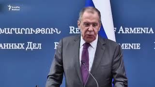 Lavrov: Keçmiş prezidentlərdən biri qərara aldı ki, Qarabağın maraqlarını Yerevan təmsil edəcək