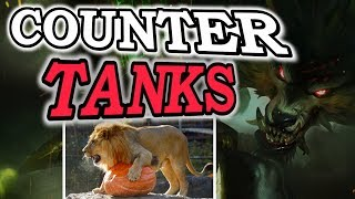 HOW TO BEAT THE TANK META - COUNTER TANKY JUNGLERS - Commentary Guide - League of Legends [Season 7]