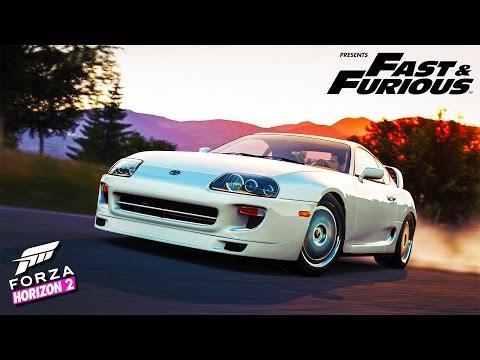 FORZA Horizon 2: FAST & FURIOUS 7 Car Pack DLC - Customizing & RACING - Forza Horizon 2 (FURIOUS 7)