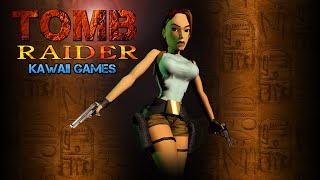 Tomb Raider (1996) Walkthrough 100% All Secrets Collected (PC) NO COMMENTARY