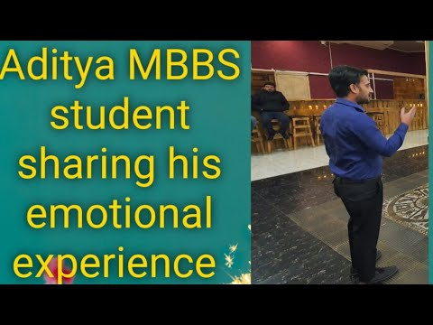 Mbbs in Kazakhstan- Student Aditya emotional but true experience with Dr Ashish Mahendra