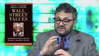 The Authors Corner - Wall Street Values (Extended Interview)
