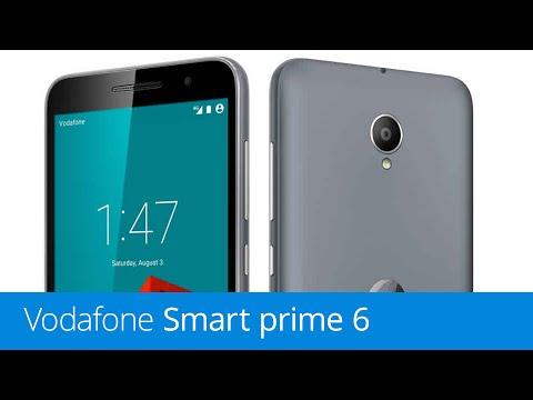 Vodafone Smart prime 6 (recenze)