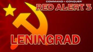 Command & Conquer: Red Alert 3 Co-Op - Soviet Mission 1, Leningrad