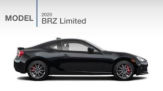 2020 Subaru BRZ Limited | Model Review