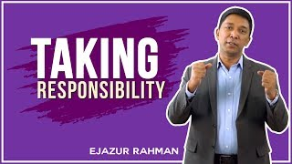 1. Taking Responsibility in Commuinication