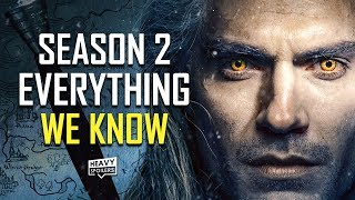 THE WITCHER: SEASON 2: Everything We Know So Far | Plot, Cast, Release Date, Predictions + More