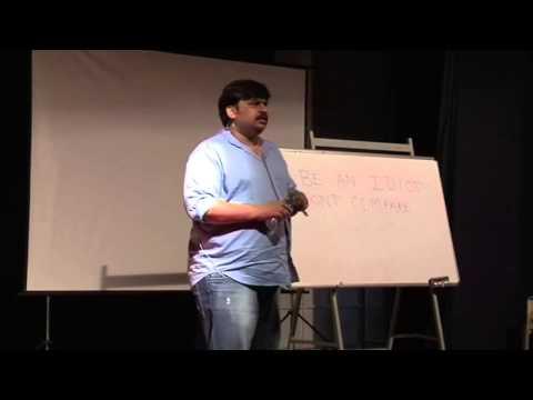 Be yourself: mantras to defy peer pressure | Anshul Singhal | TEDxVITPune