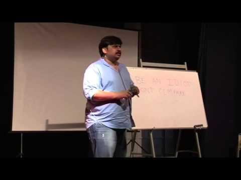 Be yourself: mantras to defy peer pressure | Anshul Singhal | TEDxVITPune