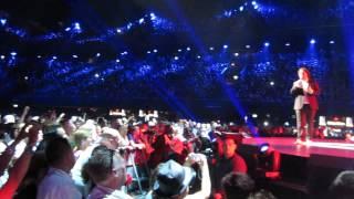 2013 06 15 Ziggo Dome, Zingen met Hazes, Ik blijf bij jou