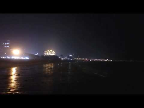 Nightlife in Mumbai - The calming sea fronts of the city