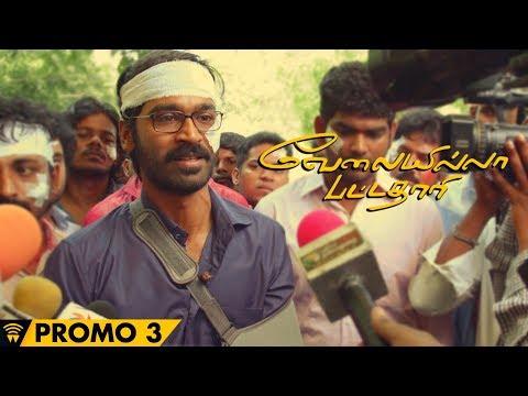 VIP TV Spot 3 | Velai Illa Pattadhaari |...