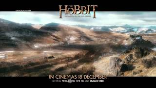 THE HOBBIT 3 : The Battle of the Five Armies - EXTENDED TV Spot # 7 [HD] - DEFIANCE