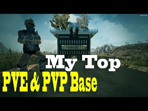 My Top PVE And PVP Base Build - 7 Days To Die