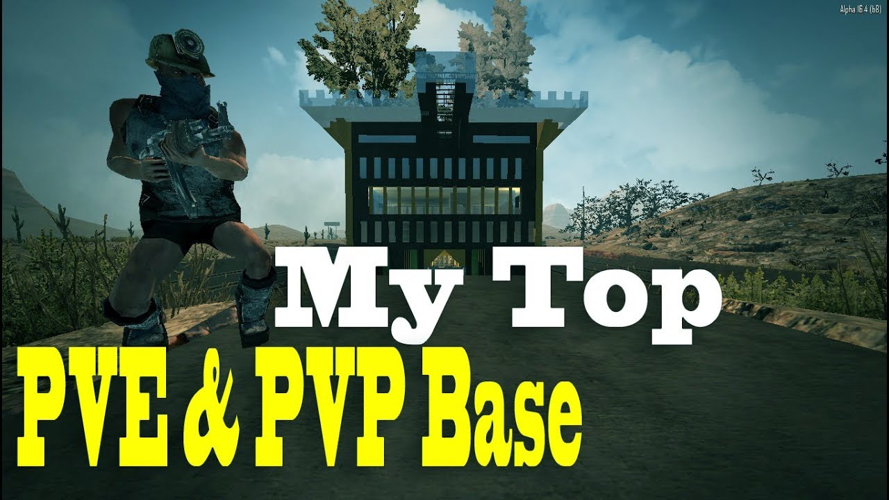 My Top Pve And Pvp Base Build 7 Days To Die Youtube