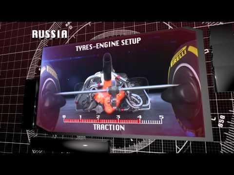 F1 | Il GP di Russia 2014 dal punto di vista delle gomme