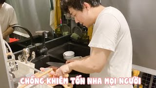 """(한) Trấn Thành lại vào bếp làm món """"Salad đùi gà rút xương"""" cho Hari, ngon nhứt nhối 또 부엌으로 들어간 쩐탄.."""