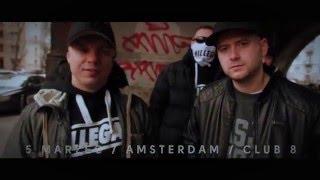 Polska Wersja/ Kafar, Rest Dixon37 - zapowiedź koncertu w Amsterdamie 5.03.2016