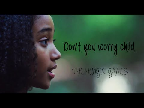 ▶The Hunger Games    Don't you worry child