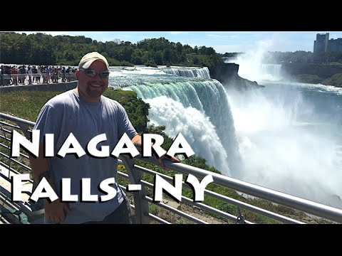 Niagara Falls & Buffalo, NY