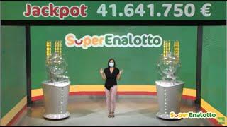 Concorso 96/20, combinazione: 4, 15, 37, 48, 55, 69 jolly 31, superstar 56scopri se hai vinto! http://bit.ly/mdizozconsulta l'archivio estrazioni: http://bit...