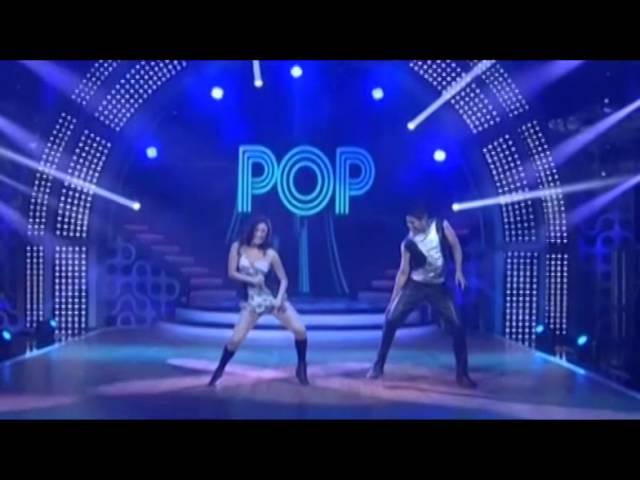 Bailando Bolivia - Abrahan & Claudia Tavel