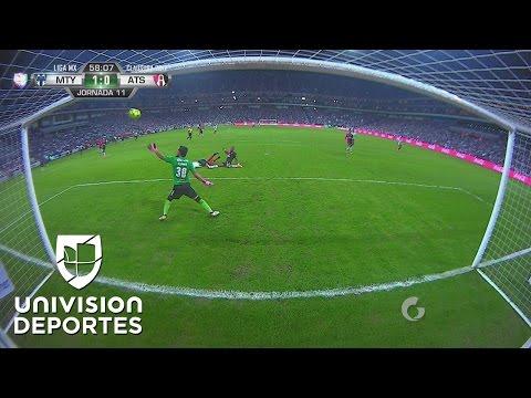 Funes Mori se perdió el gol del año
