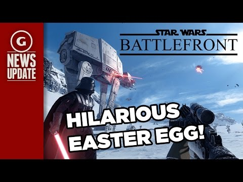 Star Wars Battlefront Sports A Great Easter Egg For Original Trilogy Fans - GS News Update