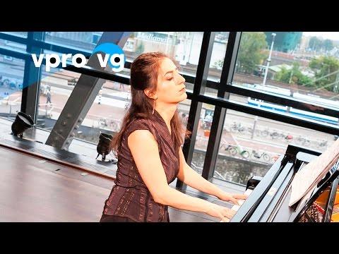 Sophiko Simsive - Scriabin/ Piano Sonata nr 2 opus 19 (live @Bimhuis Amsterdam)