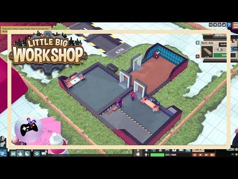 Welcome To Woodworks 2.0 ~ Little Big Workshop [Episode 1] |