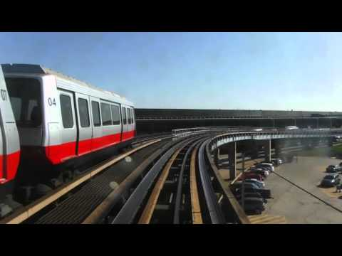 Chicago O'Hare Airport Transit (ATS) - Remote Parking → Terminal 1