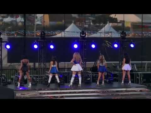 Reflection and Going Nowhere - Fifth Harmony - San Diego - 6/23/15